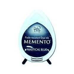 Memento Dew drops - Nautical Blue