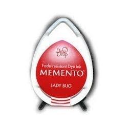 Memento Dew drops - Lady Bug