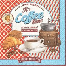 Je čas na kávu 33x33