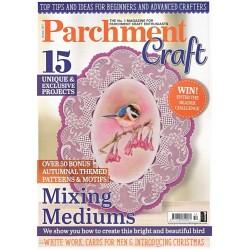 Parchment Craft 2017/10 - časopis