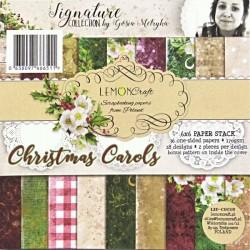 Sada papírů Christmas Carols 15x15