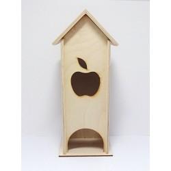 Domeček na čaj s jablkem