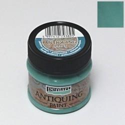 Antiquing 50ml - zelená patina (Pentart)