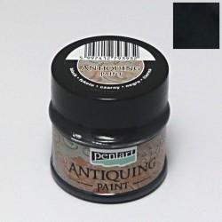 Antiquing 50ml - černá (Pentart)