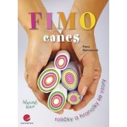 FIMO - canes–roličky, hranolky, Nemravová Petra