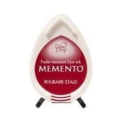 Memento Dew drops - Rhubarb Stalk