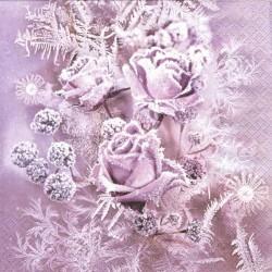 Ojínělé růže 33x33