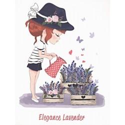 Transfer Cadence 25x35 - Elegance Lavender
