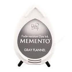 Memento Dew drops - Gray Flanel