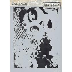 Šablona Cadence Mix Media A4 - motiv 05