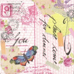 Milostný dopis 33x33