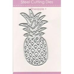 Vyřezávací šablona Ananas