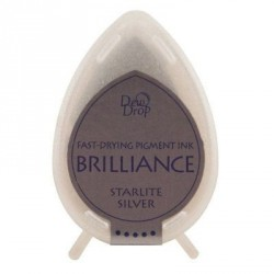 Brilliance Dew drops - Starlight silver