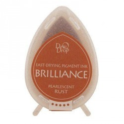 Brilliance Dew drops - Pearlescent Rust
