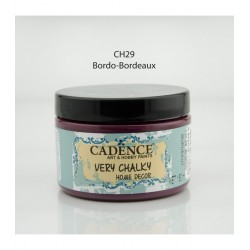 Very Chalky Home Decor 150ml - Bordeaux