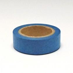 Papírová páska 15mm/10m - Modrá