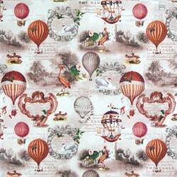 Vintage balóny 33x33