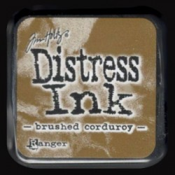 Distress Ink MINI polštářek - brushed corduroy