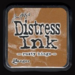 Distress Ink MINI polštářek - rusty hinge