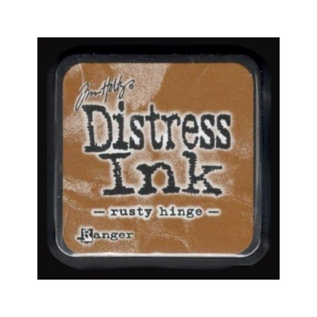 Distress Ink MINI polštářek - rusty hinge