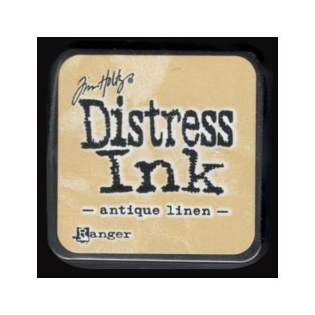 Distress Ink MINI polštářek - antique linen