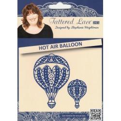Vyřezávací šablony Tattered Lace - Horkovzdušné balóny