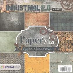 Sada papírů 15x15 Industrial 2.0, Nr.73 (SL)