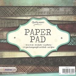 Sada papírů 15x15 PATRONEN NR. 72 (SL)