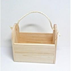 Dřevěný stojánek na dochucovadla