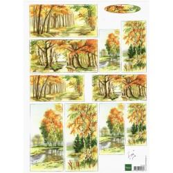 Papír A4 Podzim