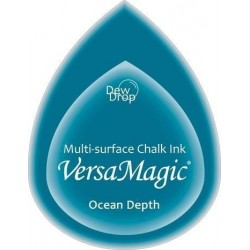 Versa Magic Dew drops - Ocean Depth