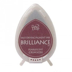 Brilliance Dew drops - Pearlescent Crimson