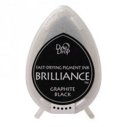 Brilliance Dew drops - Graphite black