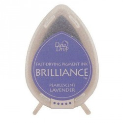 Brilliance Dew drops - Pearlescent lavender