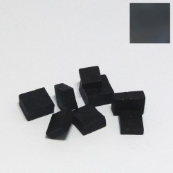 Barva do mýdla a vosků - černá 5g