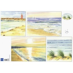 Papír A4 Pláž (MD)