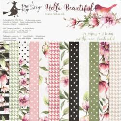 Sada papírů Hello Beautiful 15x15 (P13)