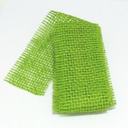 Stuha juta 5cmx2m sv.zelená