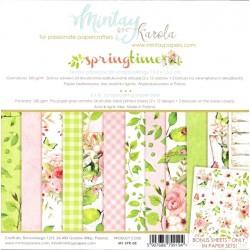 Sada papírů Springtime 15x15 (MT)