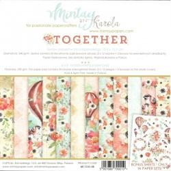 Sada papírů Together 15x15 (MT)