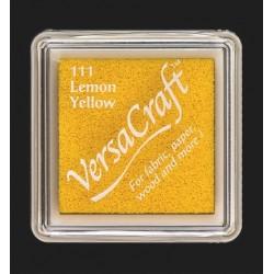 Versacraft razítkovací polštářek - Lemon Yellow