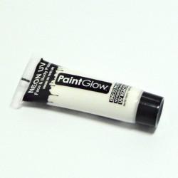 Barva na obličej UV neon 13ml - bílá