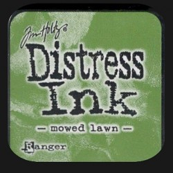 Distress Ink MINI polštářek - Mowed Lawn