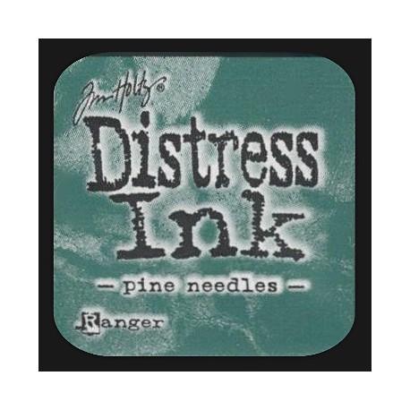 Distress Ink MINI polštářek - Pine Needles