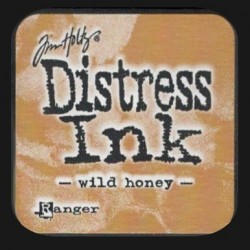 Distress Ink MINI polštářek - Wild Honey