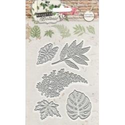 Vyřezávací šablony - Romantic Botanic nr.57 (SL)