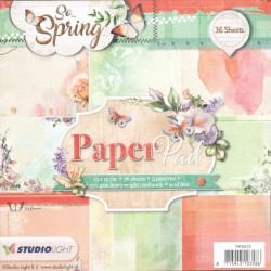 Sada papírů 15x15 So Spring nr.75 (SL)