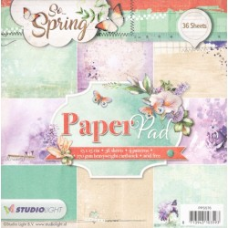 Sada papírů 15x15 So Spring nr.76 (SL)