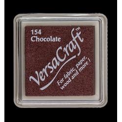 VersaCraft razítkovací polštářek - Chocolate