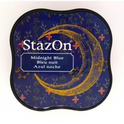StazOn - Midnight blue (razítková barva)